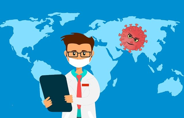 Warum sinken die Aktienkurse durch das Corona Virus?