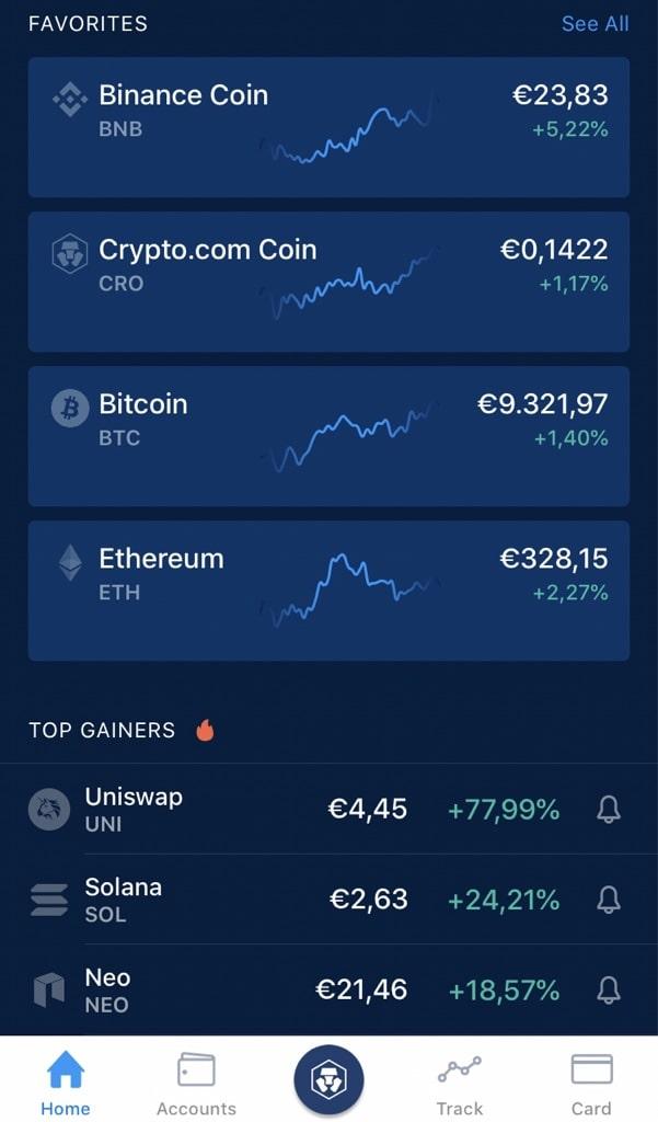 Crypto.com Ref Link App Test