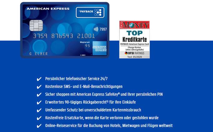 Hier gehts zur Payback Amex Karte*