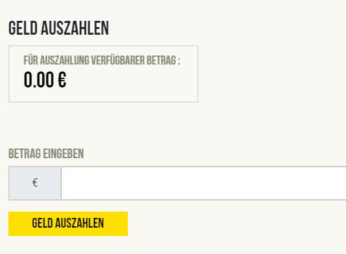 P2P Screenshot von Crowdestor - wie kann ich Geld auszahlen lassen