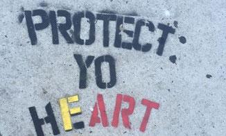 PROTECT YO HEART - fernwehkonfetti