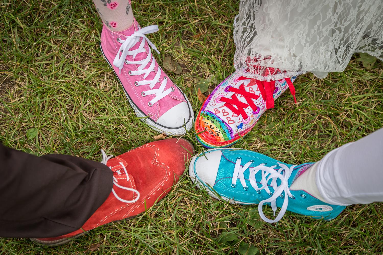 Coole Schuhe können wir alle
