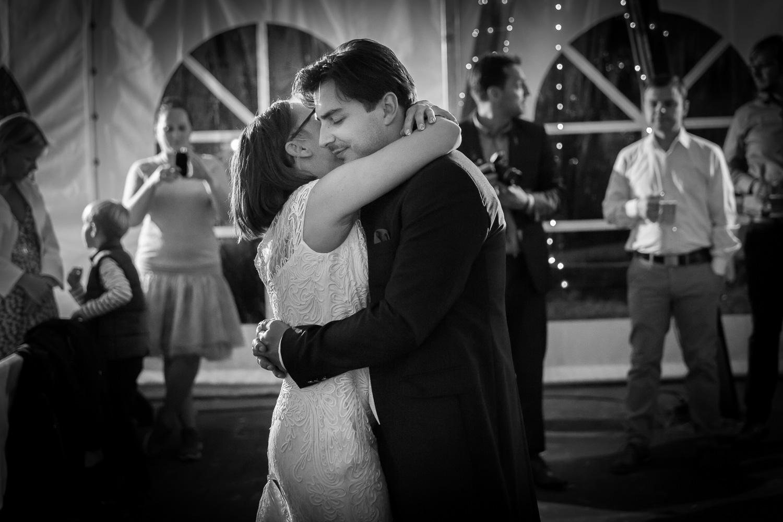Romantischer erster Tanz...