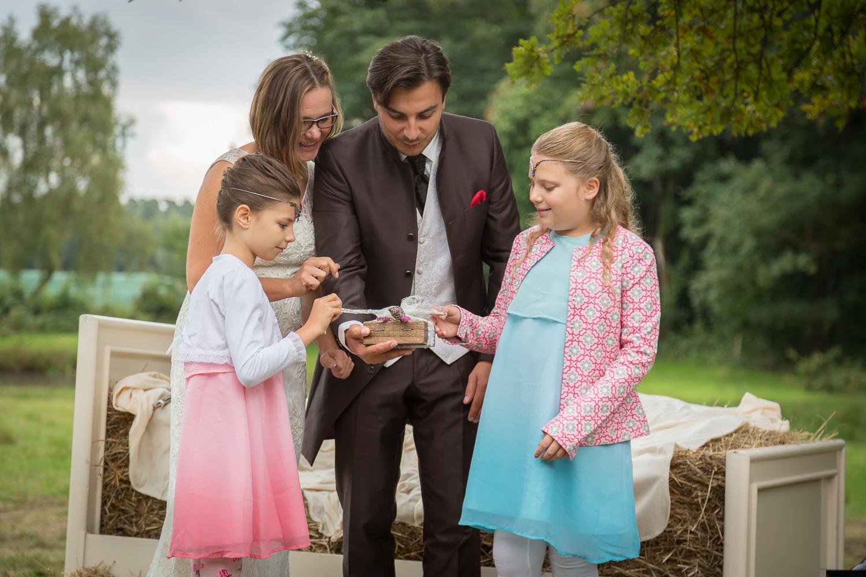 Unsere Kinder bringen nicht die Ringe, ...