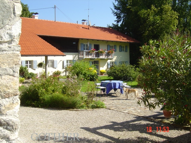 Altes Bauernhaus nähe München