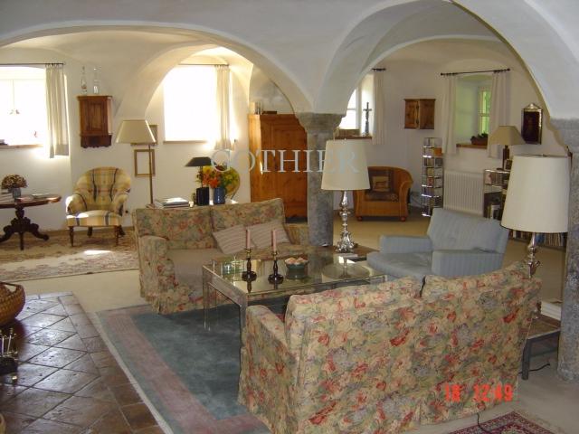 Historisches Bauernhaus in Bayern