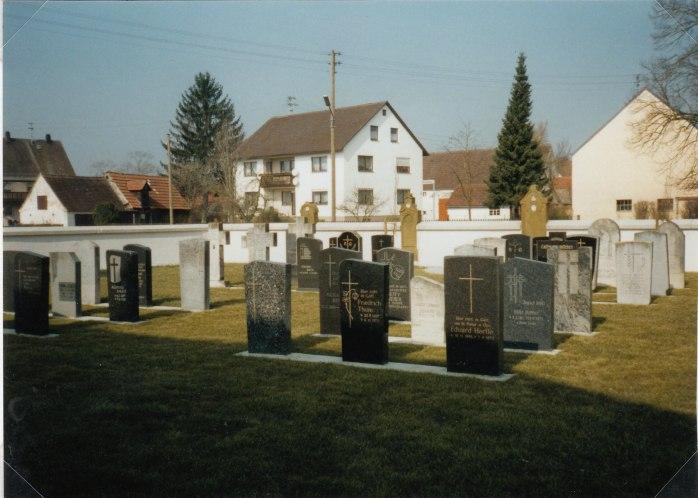 Alter Friedhof / Foto: Ch. Bauer