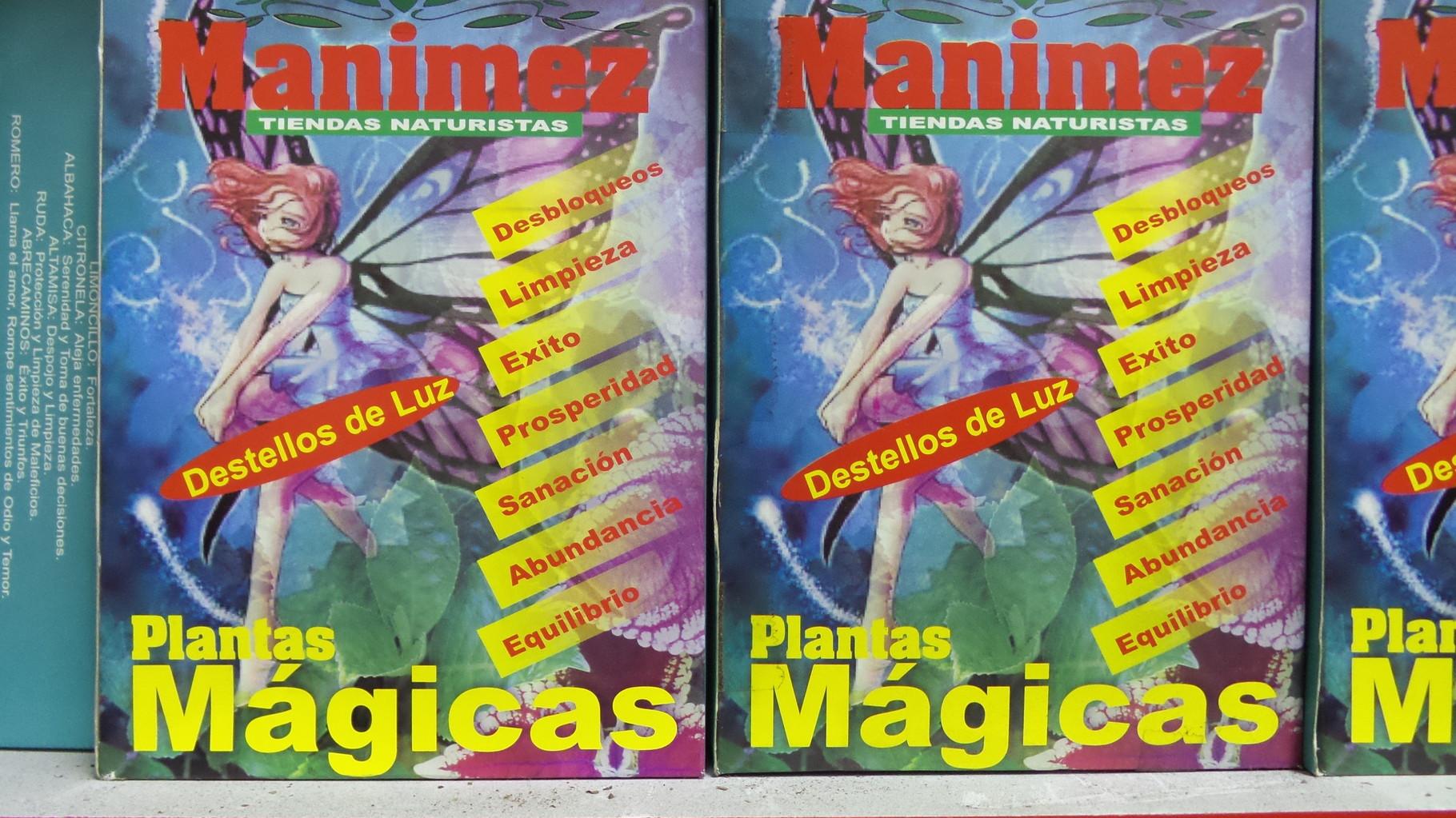 MANIMEZ PLANTAS MÁGICAS, BAÑO Y RIEGO MUY ENERGÉTICO