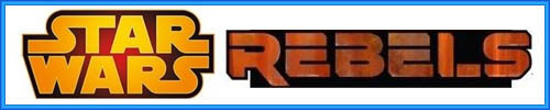 Star Wars Rebels 2014 Rollenspielzeug