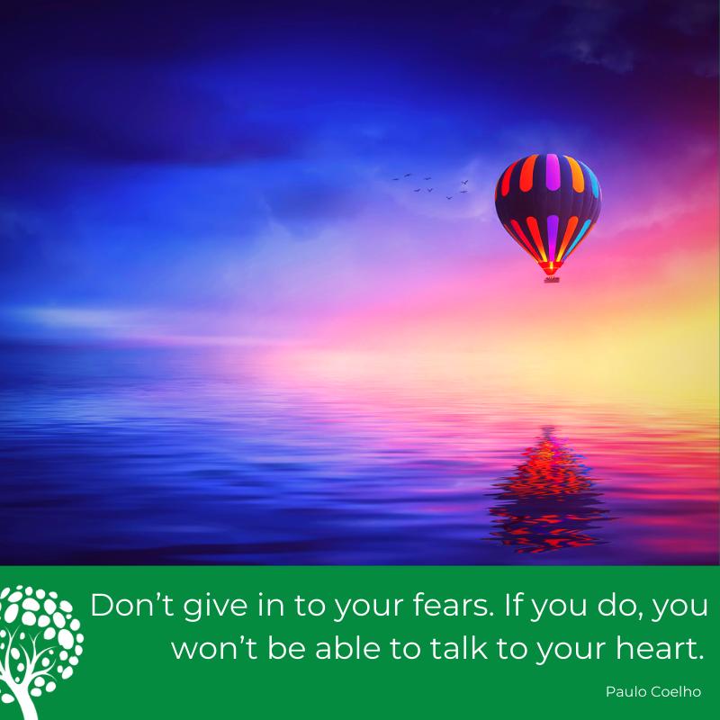 Blog 48: Angst kan je verlammen