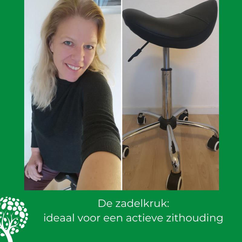Blog 42: De zadelkruk: een actieve zithouding