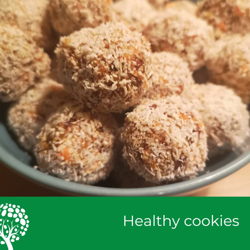 Blog 51: Healthy Cookies