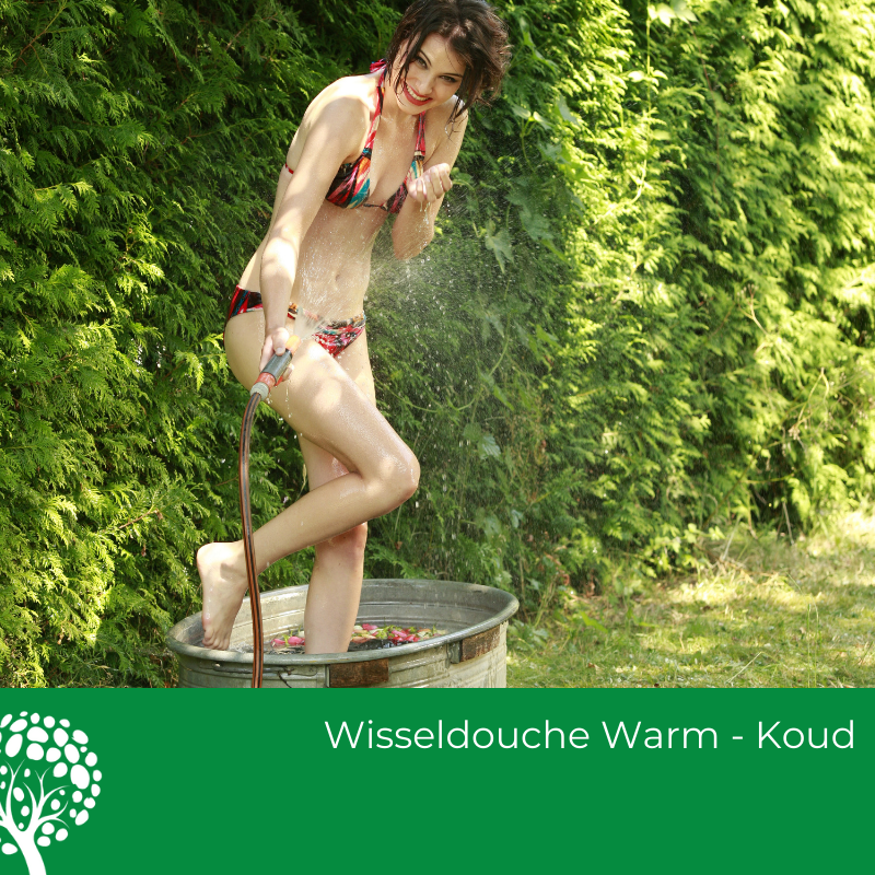 Blog 50: Wisseldouches: koud maar gezond