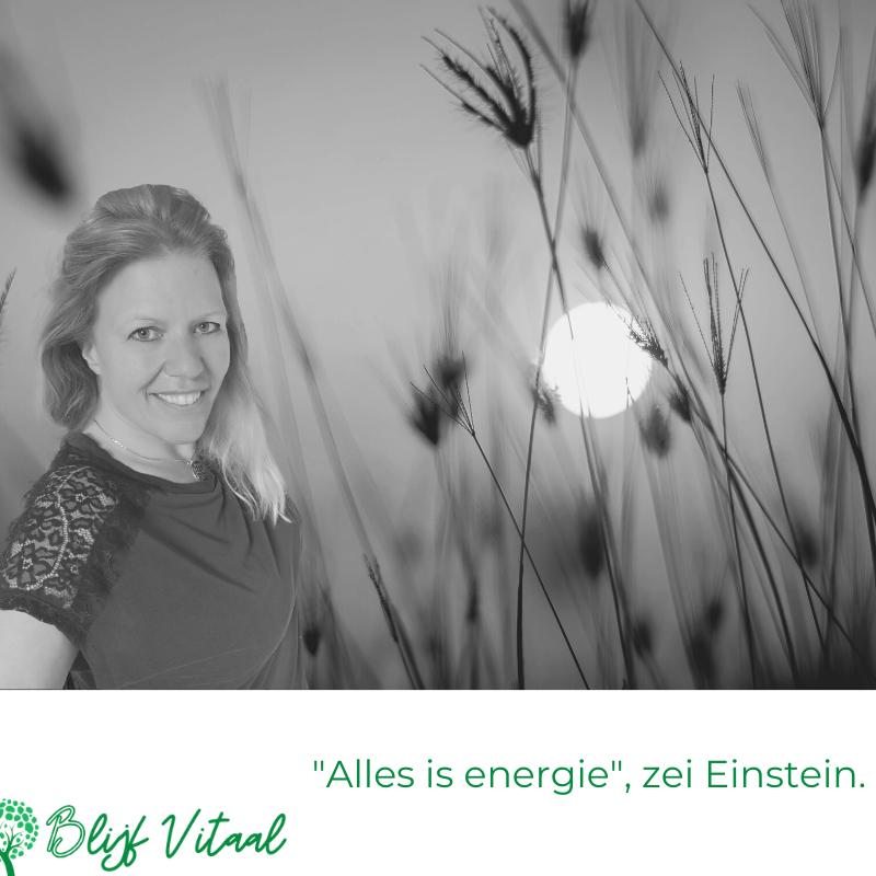 Blog 64: Alles is energie