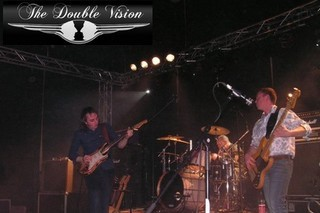 The Double Vision am Samstag 19:00