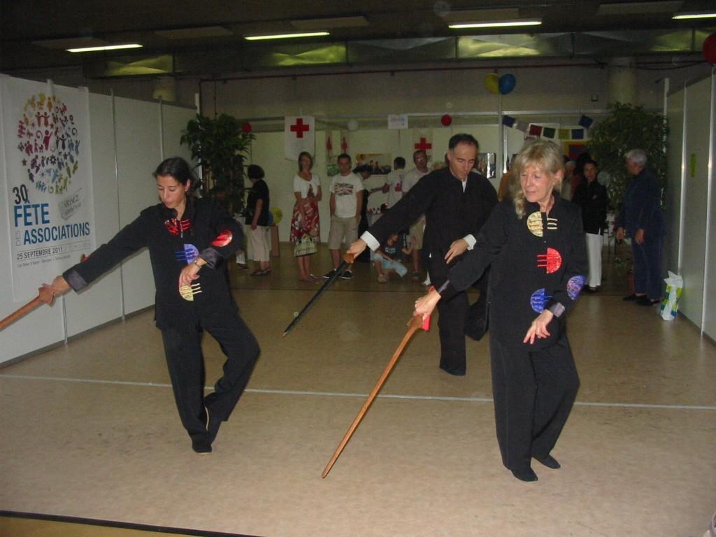 les 30 ans de la Fête des Associations de Bourges - 25 septembre 2011