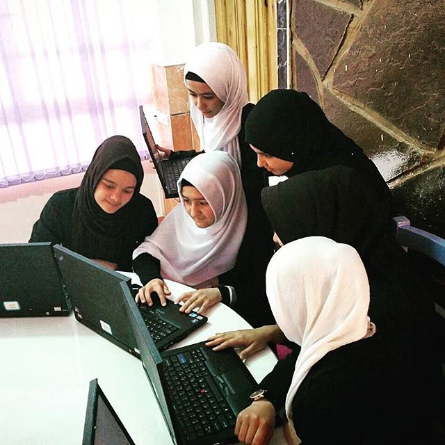 Code to Inspire. Afghanistan Technology. Fereshteh Forough.