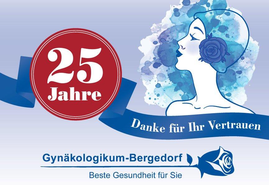 25 Jahre Gynäkologikum-Bergedorf