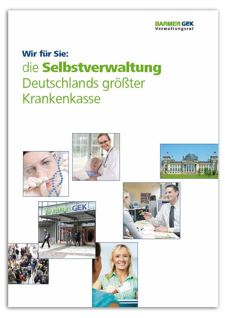 BARMER Verwaltungsratsbroschüre