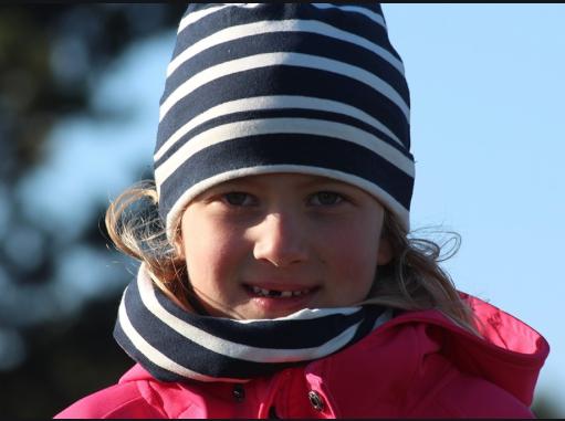 Ringel Mütze BMS Kids Wear