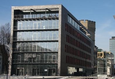 Haus Luther - Rheinauhafen Köln
