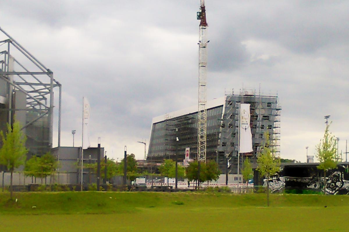 Borussiapark - Mönchengladbach