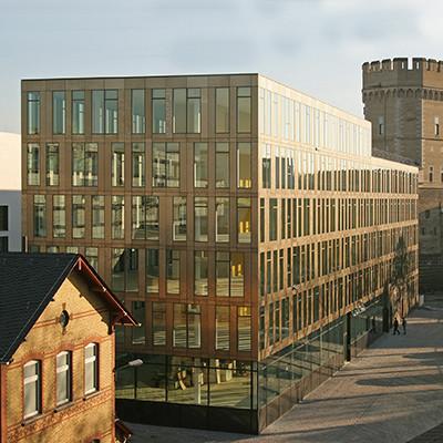 KONTOR 19 - Köln Rheinauhafen
