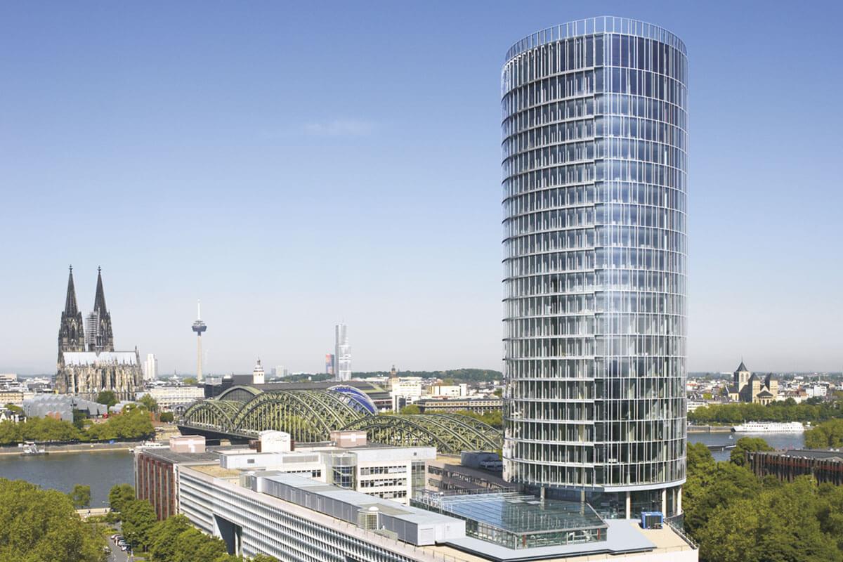 Triangle Tower - Köln