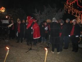 Weihnachtshaus 2007
