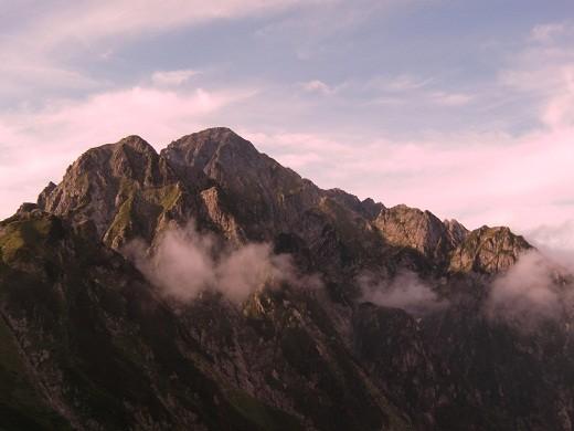 剱岳(北アルプス)