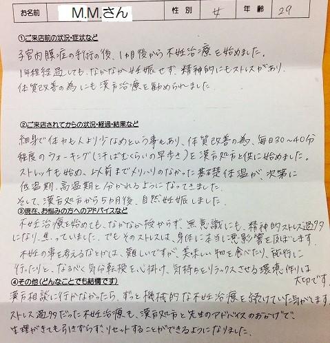 漢方体験記