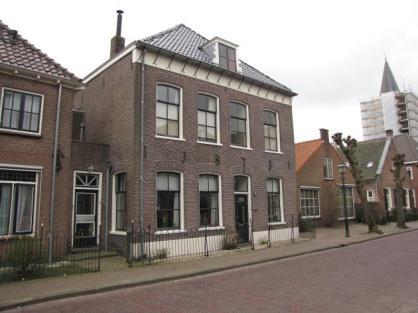 Bunschoten Dorpsstraat 5, herenhuis uit 1876