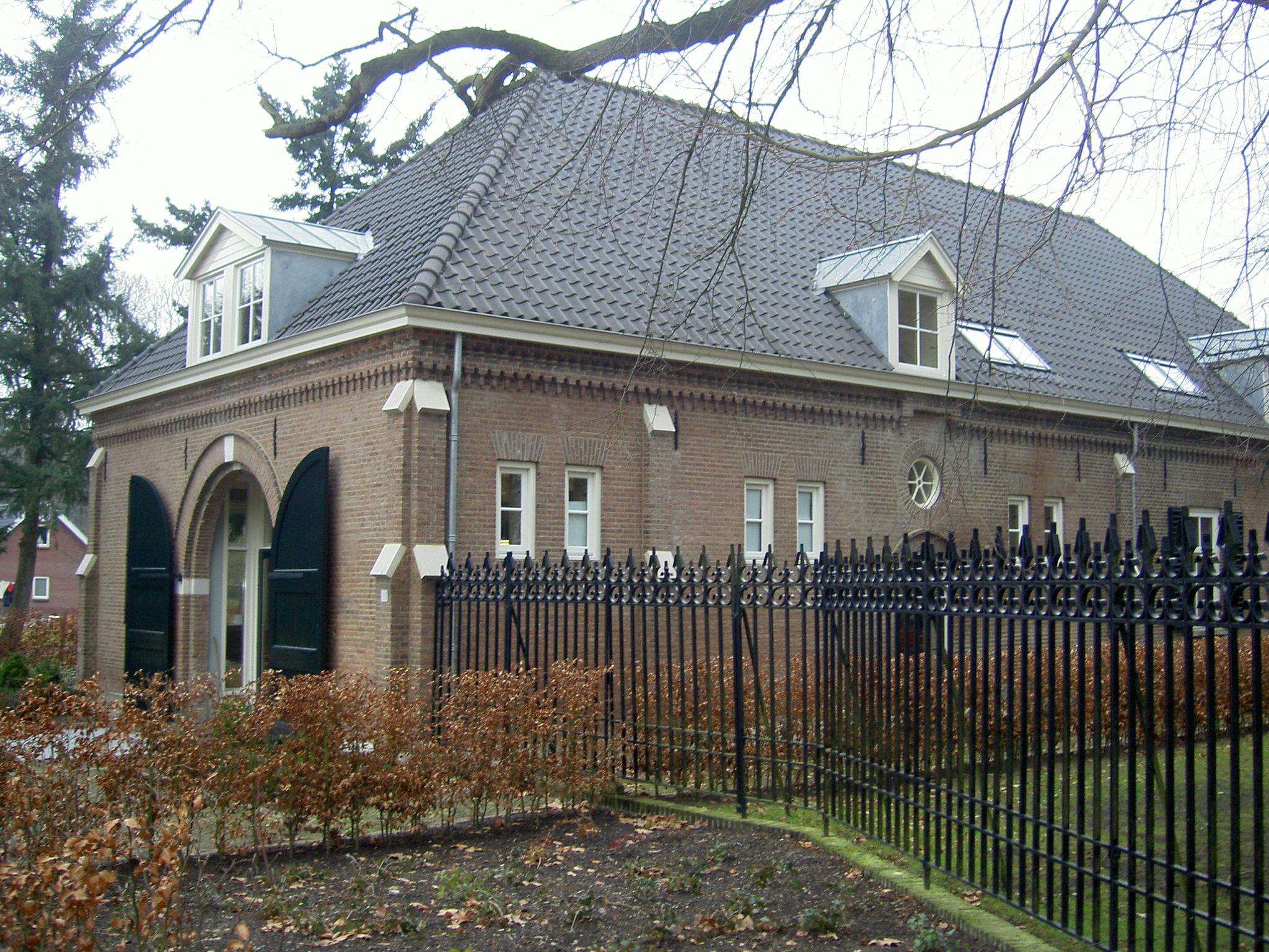 Koetshuis De Wientjesvoort.