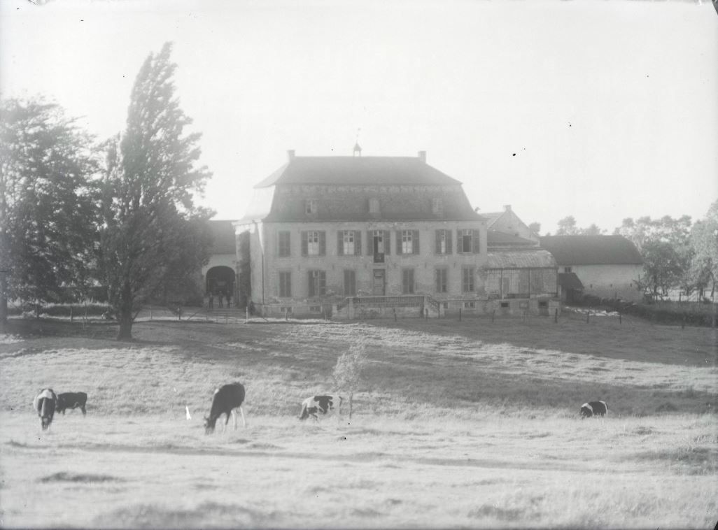 Foto uit 1921, genomen door Klaas Uilkema.