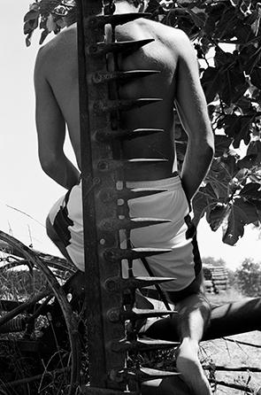 Spina Dorsale, 1998©Fausto Marci