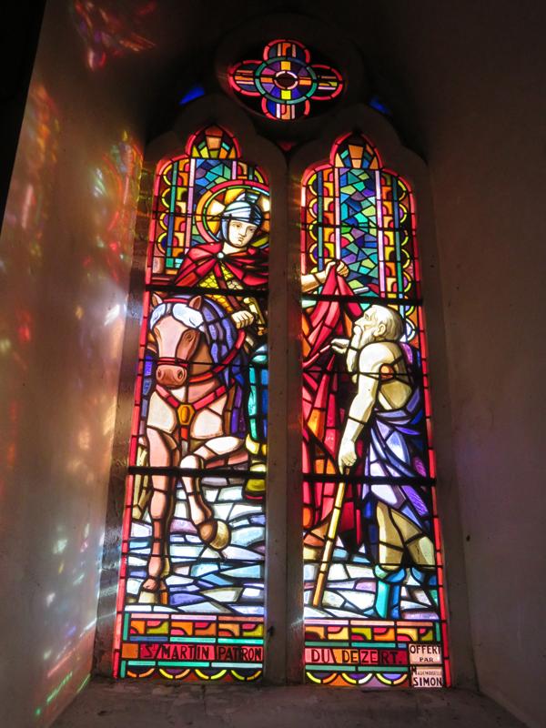 Saint Martin Patron du Dezert
