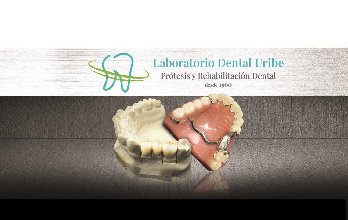 Laboratorio Dental Uribe - Página web de laboratoriodentaluribe