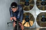 Estudio biomecánico y aerodinámico ciclismo Bioracer Aero, CdA