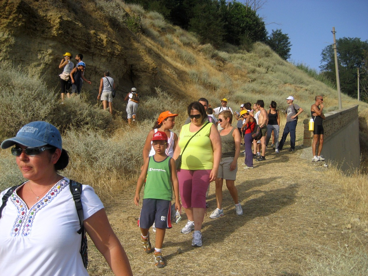 Escursione Appiett u Castiedd 2012