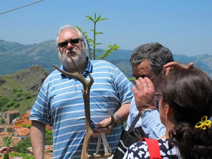 Escursione al CEA di Sasso di Castalda 2012