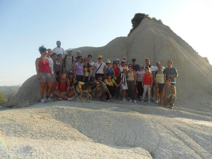 Gruppo di escursione Appiett' u Castiedd 2012