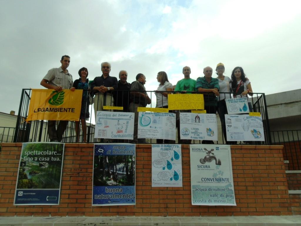 Campagna 2012 Acqua di rubinetto...si grazie!
