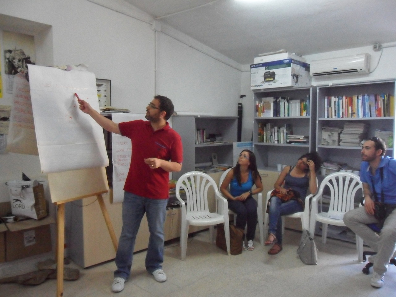 Giornata formazione SCN 2012