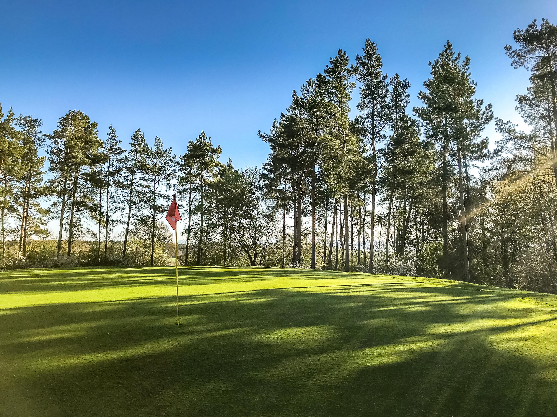 Golfclub in der Eifel, Golfarrangement Eifel