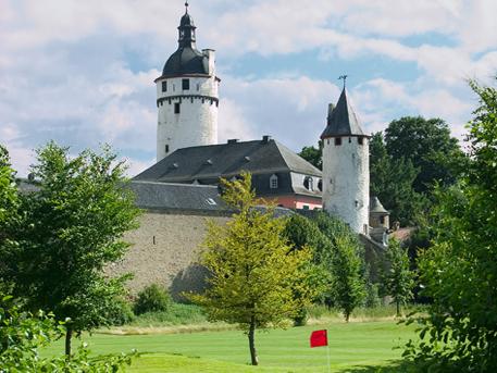 6 Golfplätze in der Eifel, Golfclubs in der Eifel