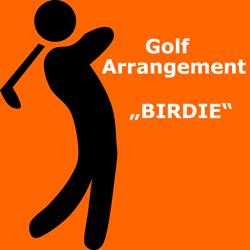 Wenn der Golfer das Loch mit einem Schlag weniger als Par erreicht, nennt man das Birdie