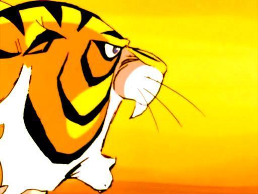 L uomo tigre cartoonlandia
