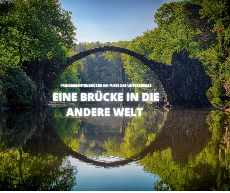 Der Mythos der Prinzregentenbrücke am Fusse des Untersbergs