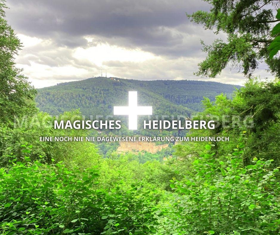Magisches Heidelberg - Beweise für Tore in eine andere Dimension !