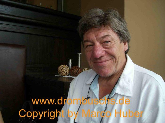 Michael Werlin beim Drombuschs-Fantreffen 2010